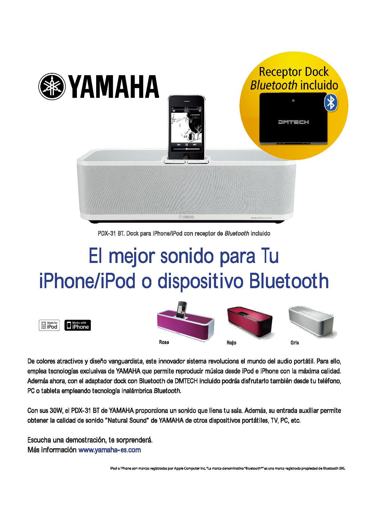 yamaha pdx-31