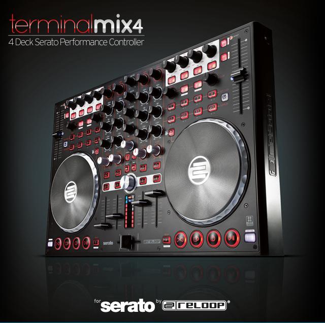 reloop mix4