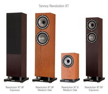 TANNOY REVOLUTION