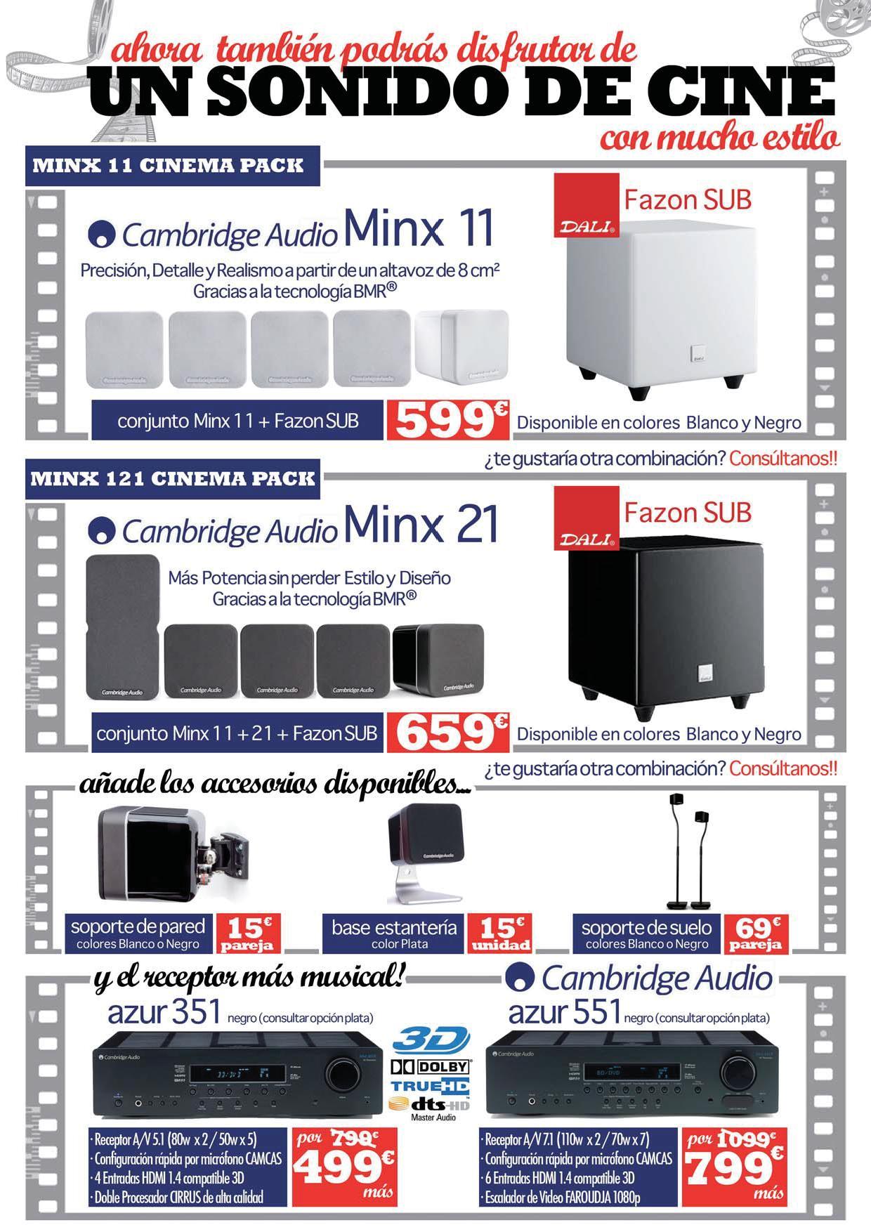 minx cinema pack