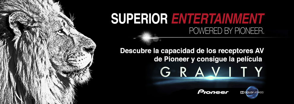 promocion pioneer gravity
