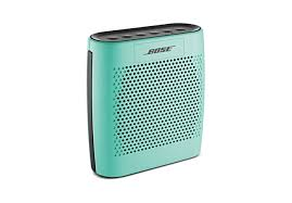 ALTAVOZ BOSE SOUNDLINK COLOR MENTA