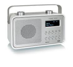 RADIO TANGENT DAB2GO BLUETOOTH blanco