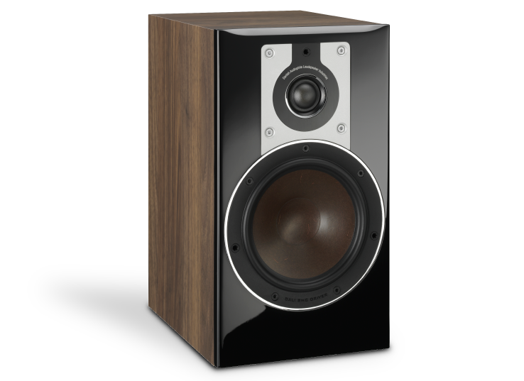ALTAVOCES DALI OPTICON 2 (PAREJA) Light Walnut Vinyl