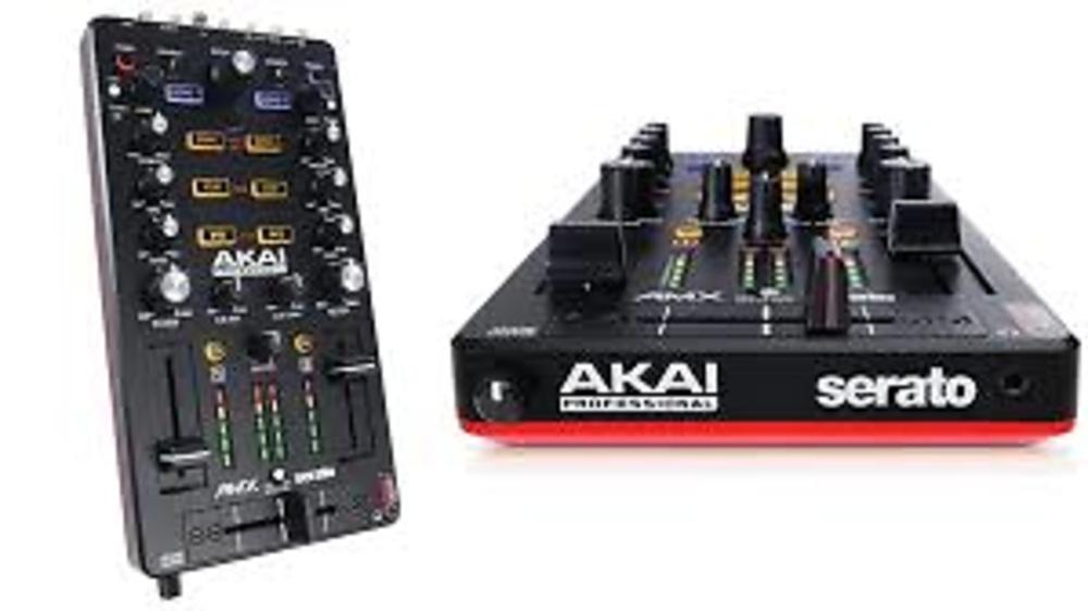 CONTROLADOR DJ AKAI AMX