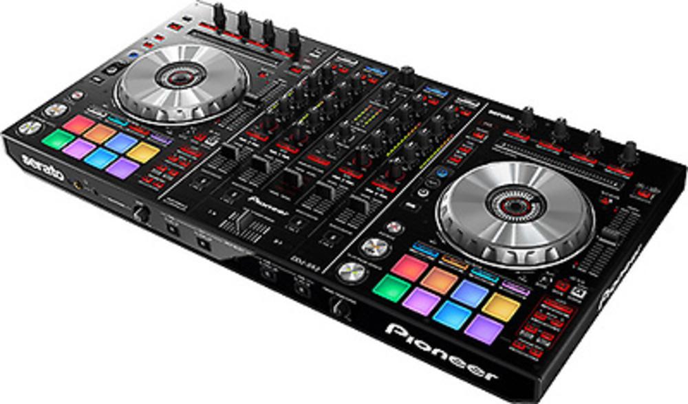 CONTROLADOR DJ PIONEER DDJSX2