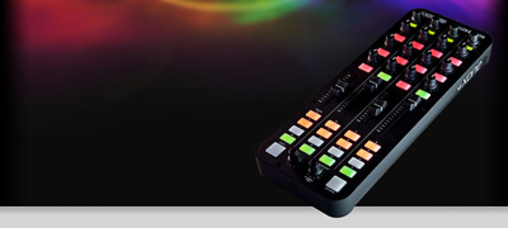 CONTROLADOR DJ XONE K1