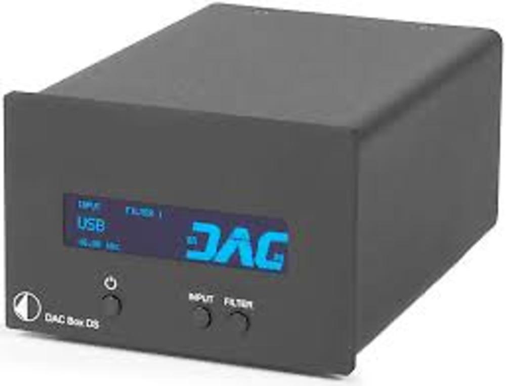 DAC BOX DS