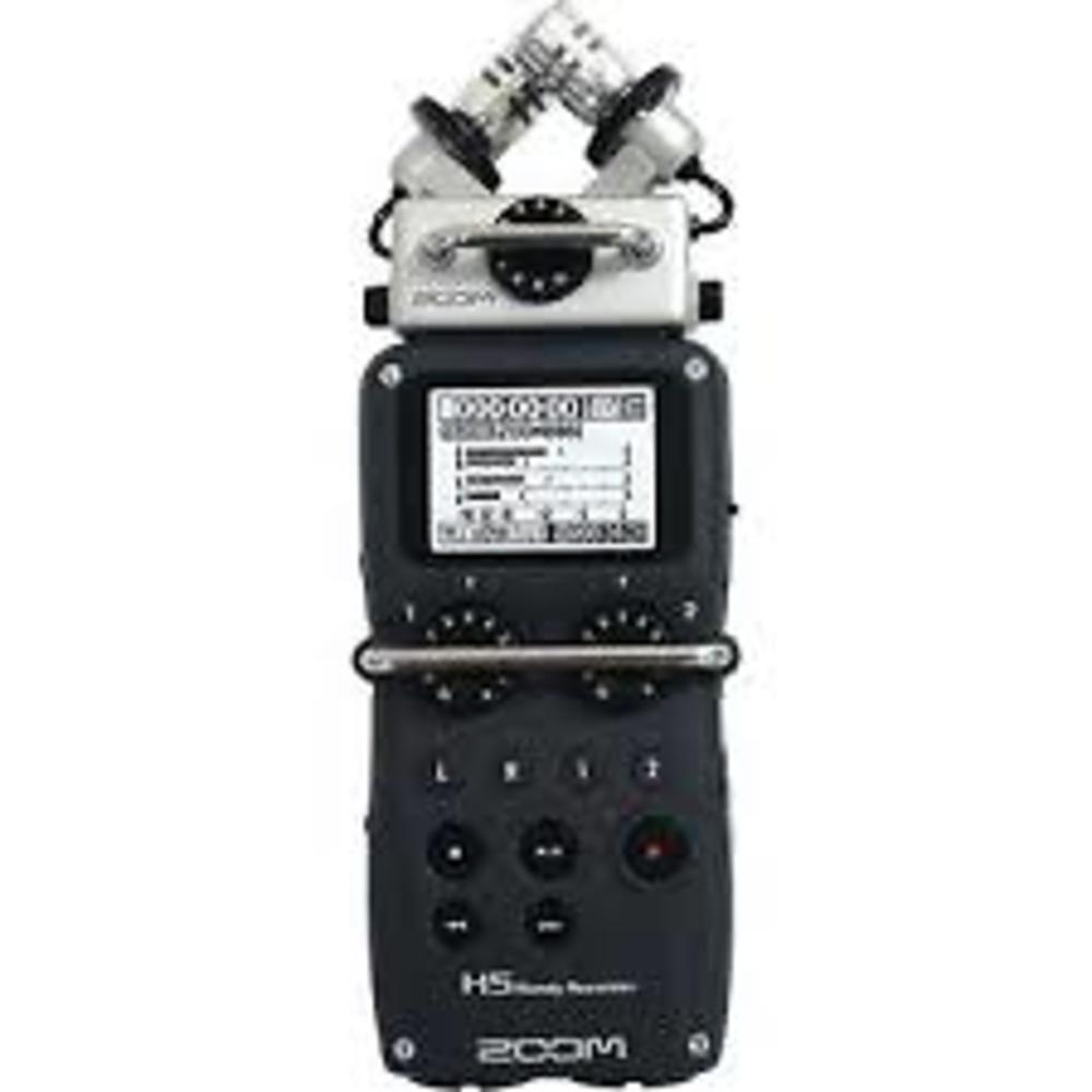 GRABADOR DIGITAL ZOOM H5