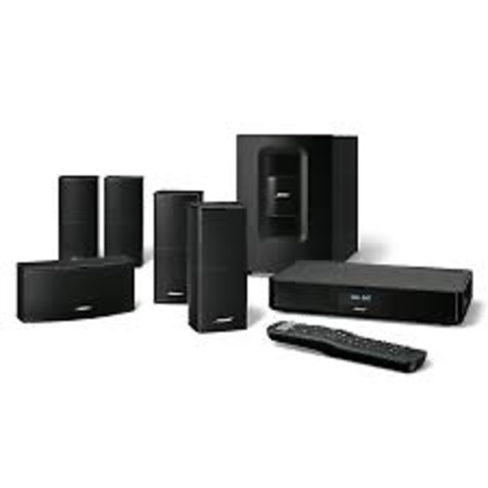 HOMECINEMA BOSE CINEMATE 520