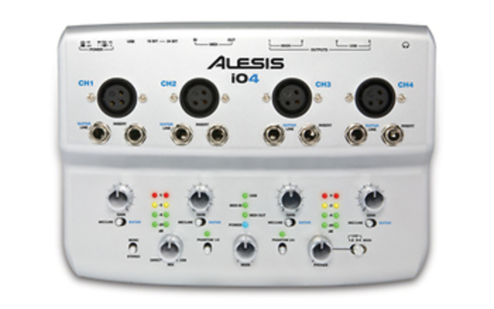 INTERFACE ALESIS IO4