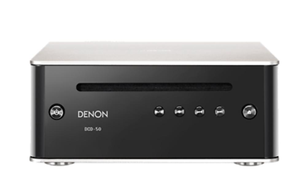 LECTOR CD DENON DCD50