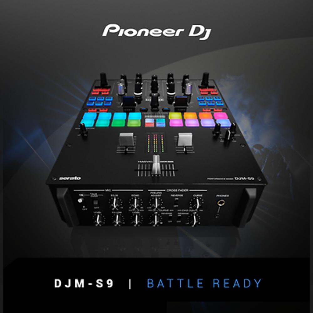 MEZCLADOR PIONEER DJM-S9