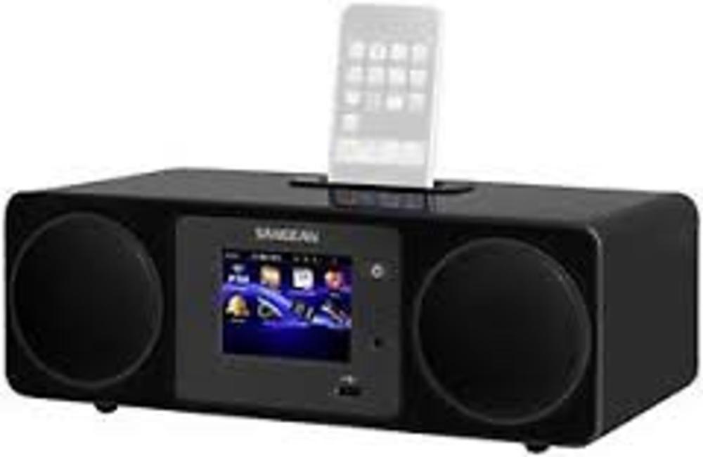 RADIO WIFI SANGEAN WFR2D