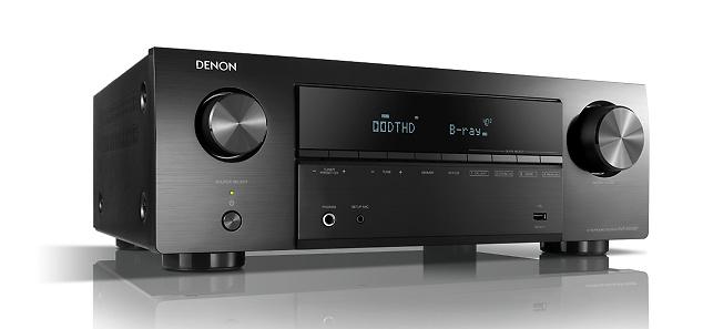 RECEPTOR AV DENON AVRX520
