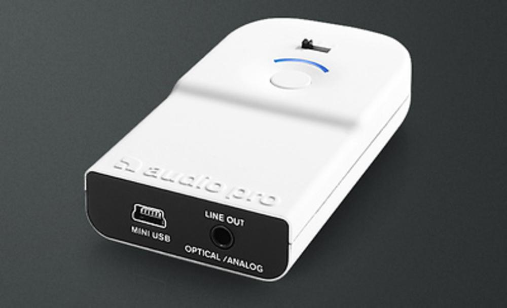 RECEPTOR USB AUDIOPRO RXD200