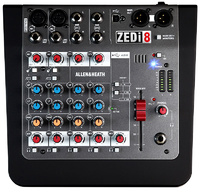 ALLEN AND HEATH ZEDi8