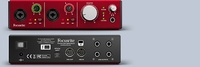 INTERFACE AUDIO FOCUSRITE CLARETT 2 PRE