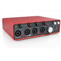 INTERFAZ DE AUDIO SCARLETT 18I8