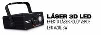 LASER 3D LED