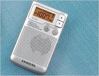 RADIO SANGEAN DT250