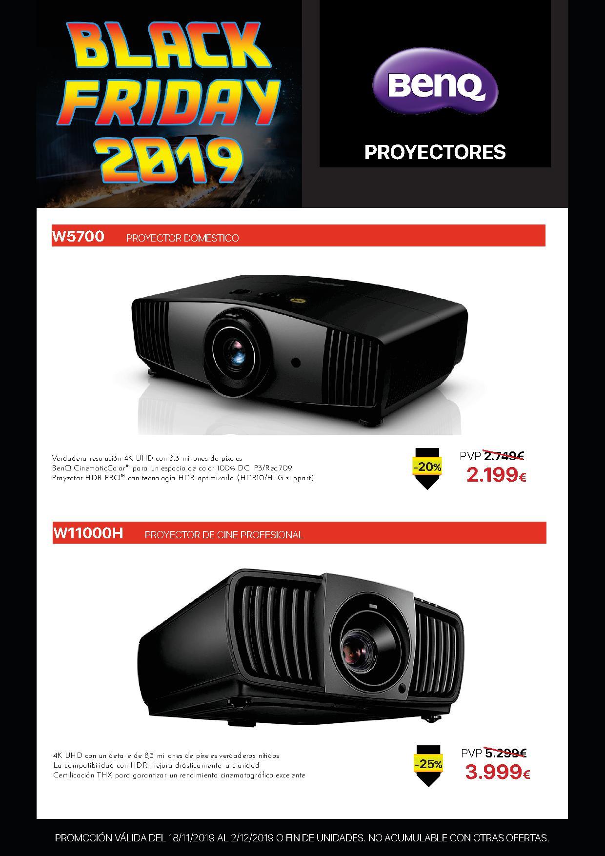 benq black friday 2019