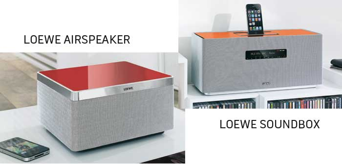 loewe speaker