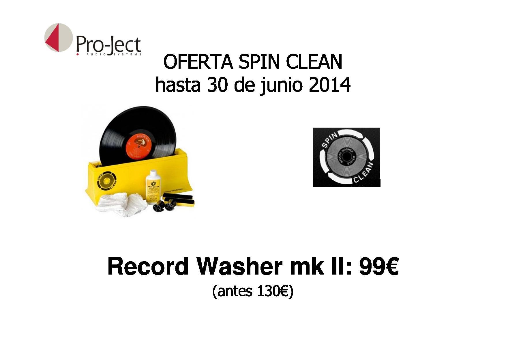 oferta spin clean