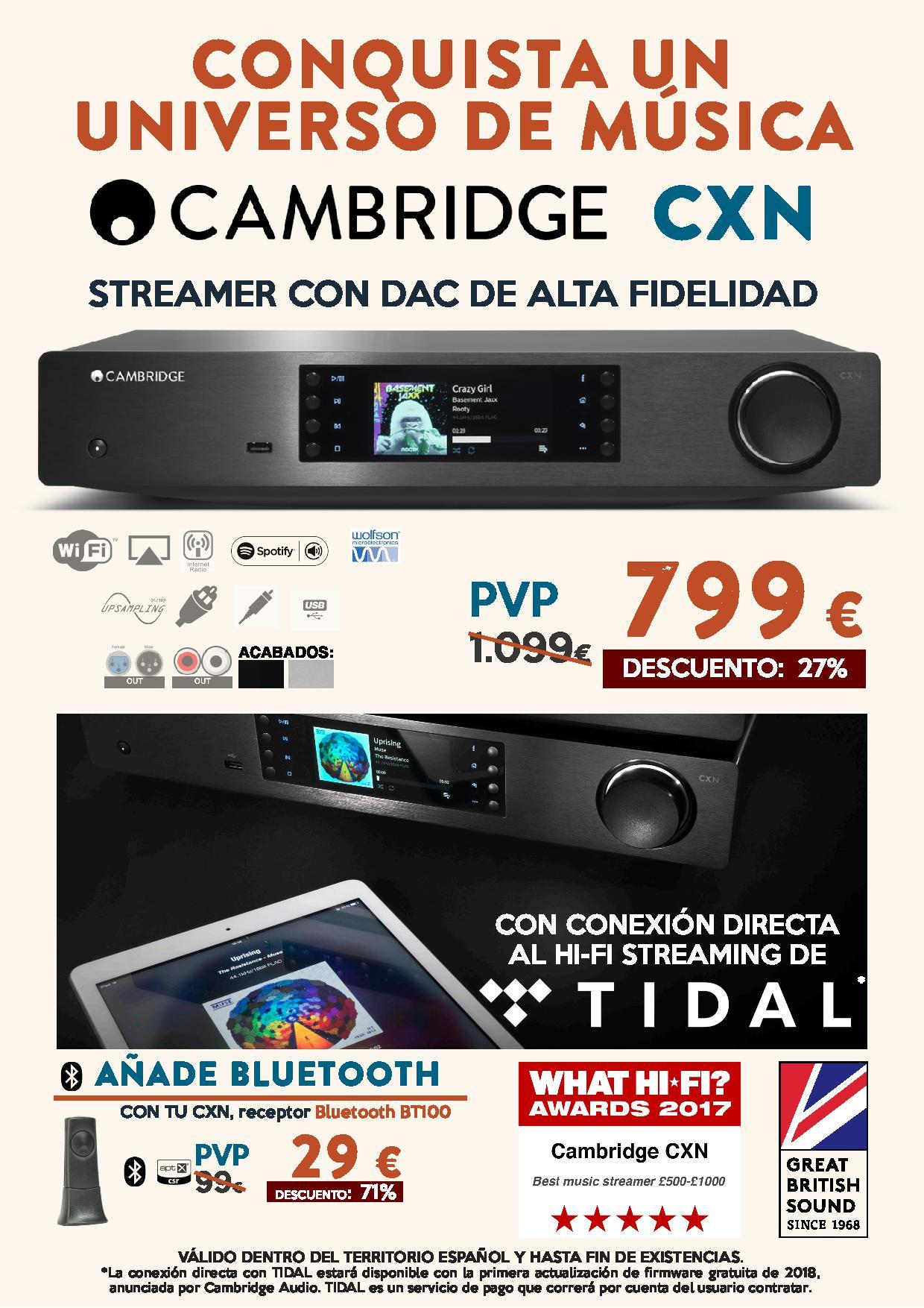 promocion CXN