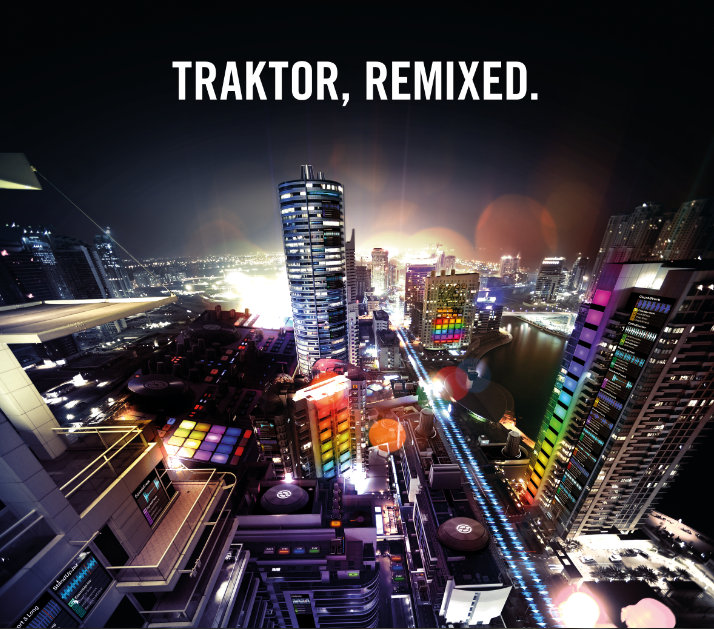 TRAKTOR REMIXED