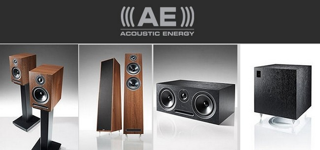 serie 1 acoustic energy