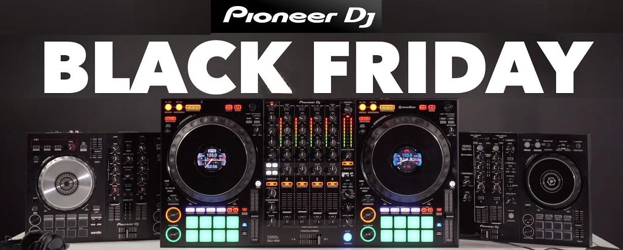 blackfriday pioneer dj