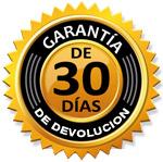 GARANTÍA 30 DÍAS DE DEVOLUCIÓN