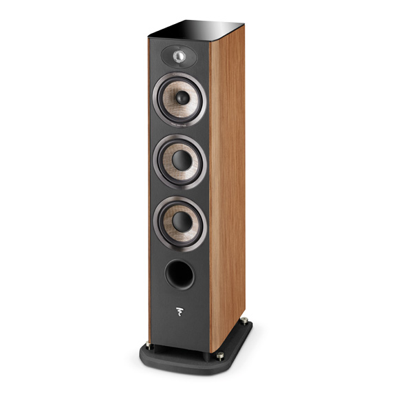 ALTAVOCES FOCAL ARIA 926 (pareja) Prime Walnut