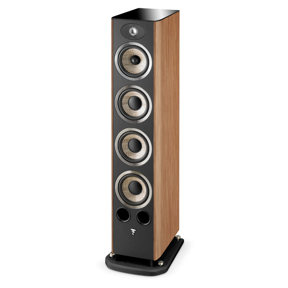 ALTAVOCES FOCAL ARIA 936 (pareja) Prime Walnut
