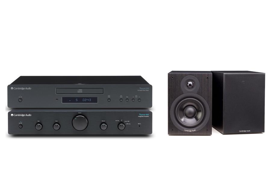 AM5 + CD5 + SX50 negro