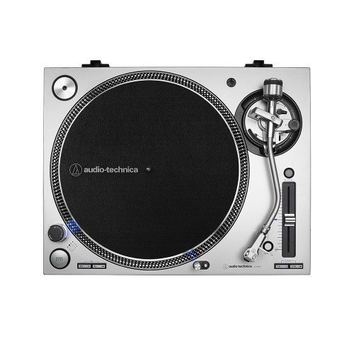Audio-Technica AT-LP140XP Plata
