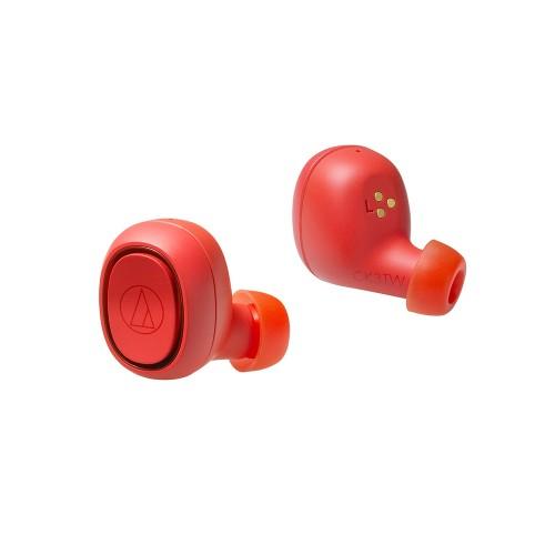 AUDIO-TECHNICA ATH-CK3TW rojo