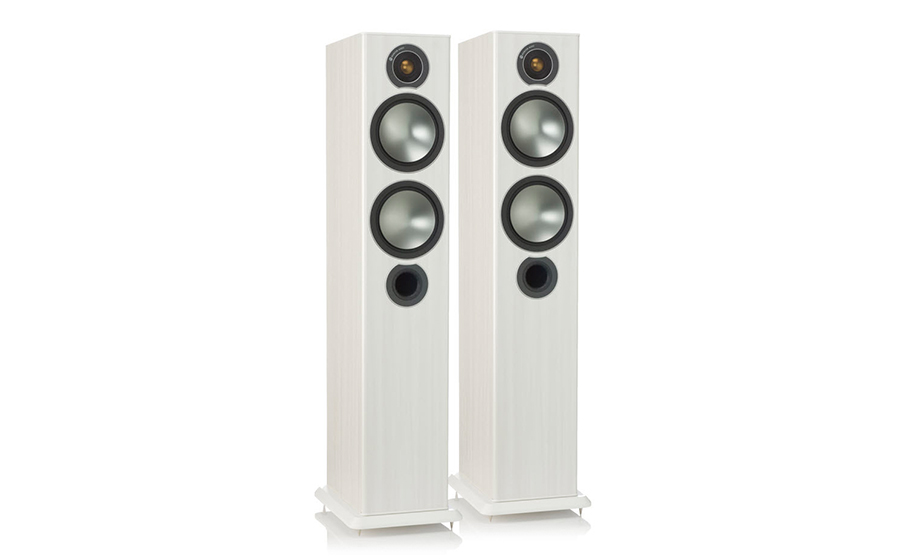 MONITOR AUDIO BRONZE 5 (PAREJA) blanco