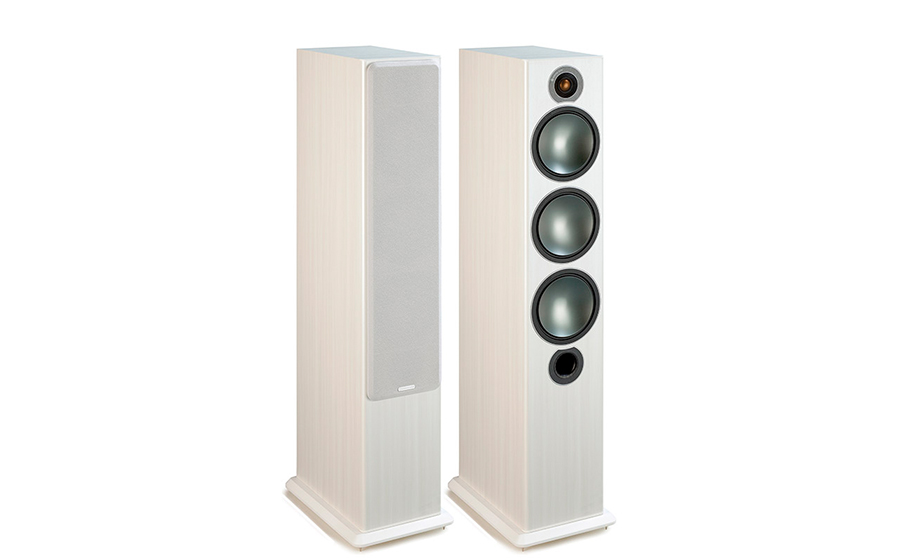 MONITOR AUDIO BRONZE 6(PAREJA) blanco