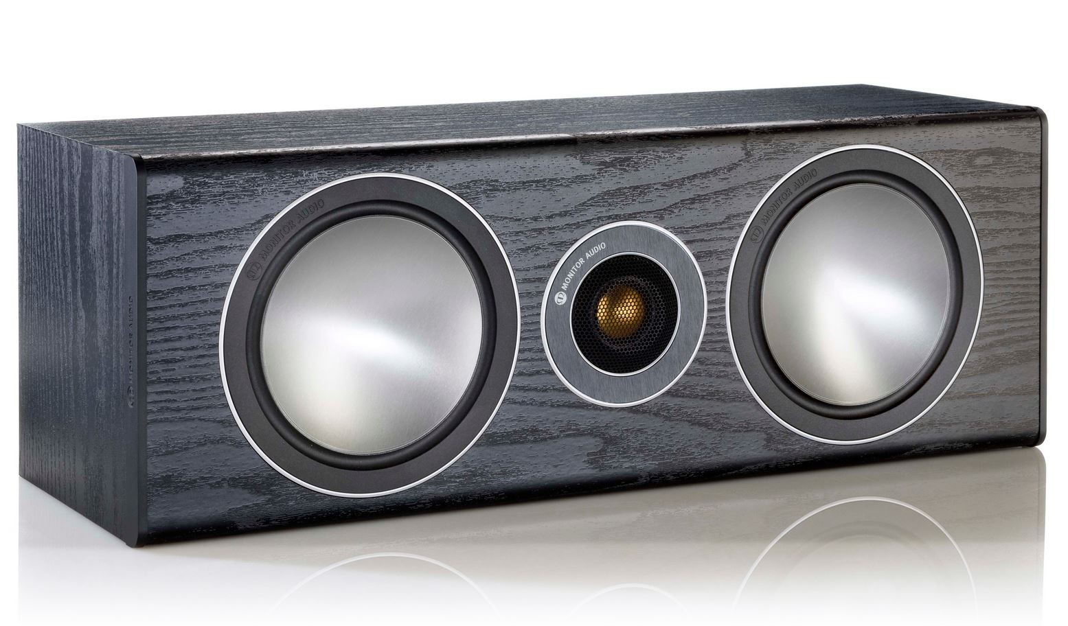 MONITOR AUDIO BRONZE CENTRE negro