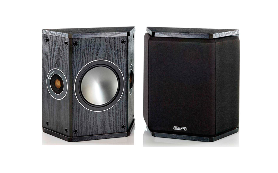 ALTAVOCES MONITOR AUDIO BRONZE FX (PAREJA) negro