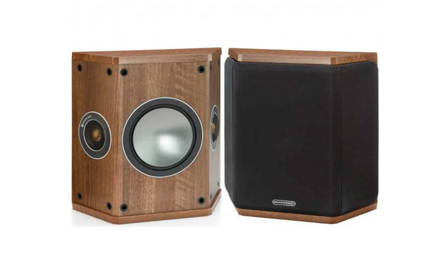 MONITOR AUDIO BRONZE FX (PAREJA) nogal