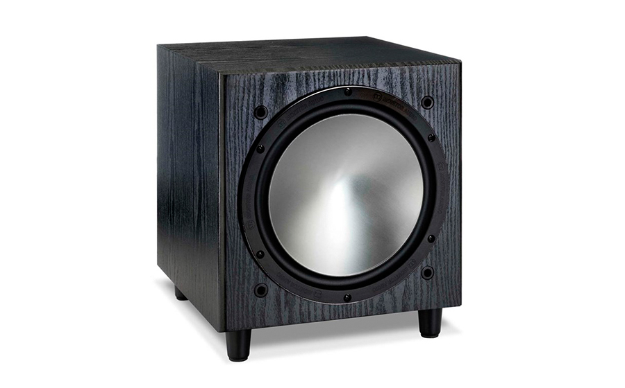 MONITOR AUDIO BRONZE W10 negro