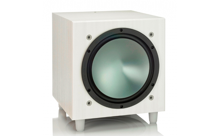 SUBWOOFER MONITOR AUDIO BRONZE W10 blanco