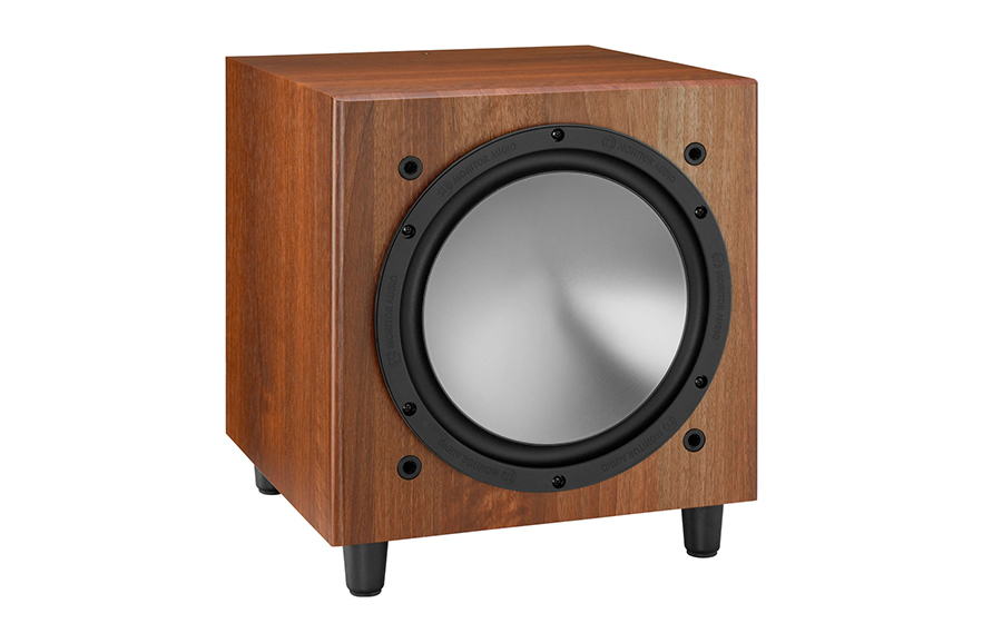 MONITOR AUDIO BRONZE W10 nogal