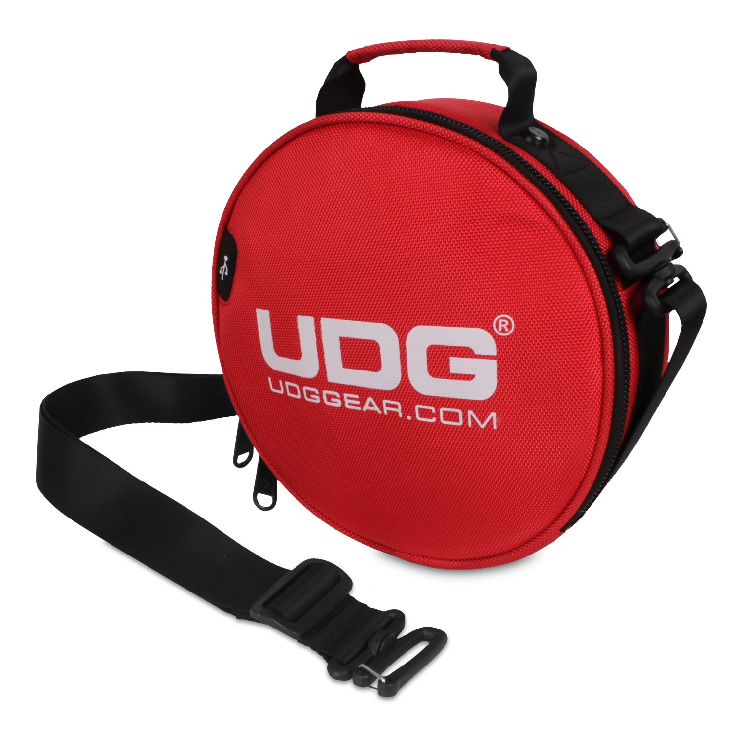 BOLSA UDG ULTIMATE DIGI HEADPHONE BAG ROJO