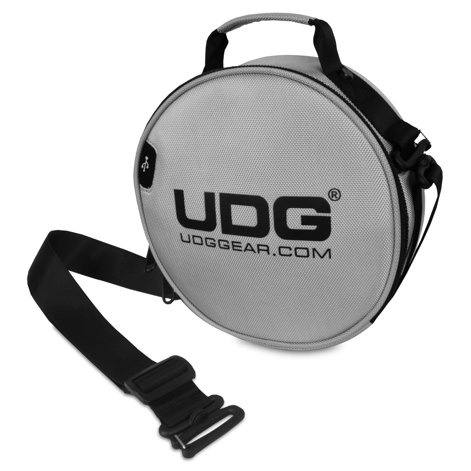 BOLSA UDG ULTIMATE DIGI HEADPHONE BAG SILVER