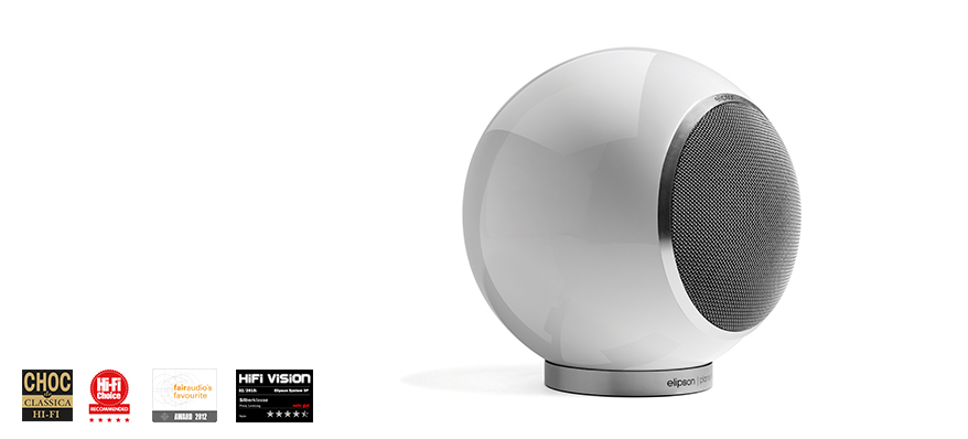ALTAVOCES ELIPSON PLANET L 2.0 (PAREJA) blanco