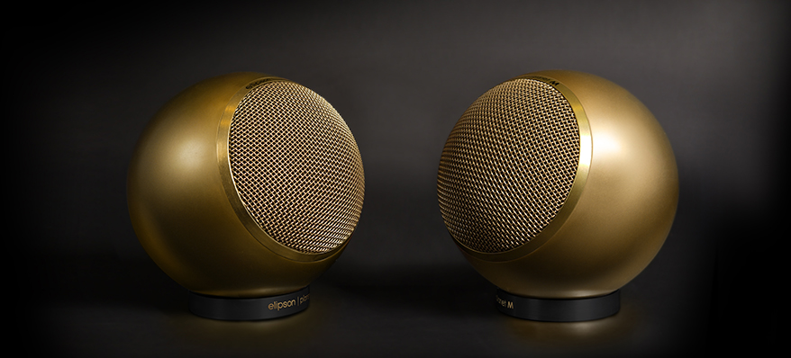 ALTAVOCES PLANET M 2.0 gold gold
